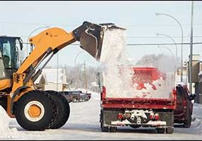Extreme weather conditions and hydraulic equipment