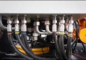 Hydraulic Hose Replacement in Fall River