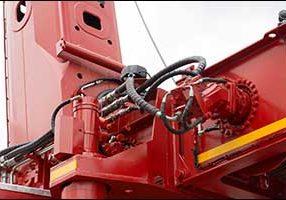 Hydraulic Safety Gear