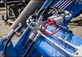 Inspect Hydraulic Hose Assemblies in Fall River