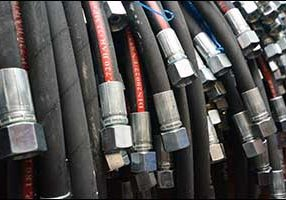 install hydraulic hoses in fall river